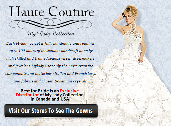 Haute Couture My Lady Collection