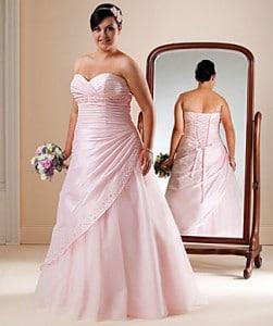 lilyrose wedding dress