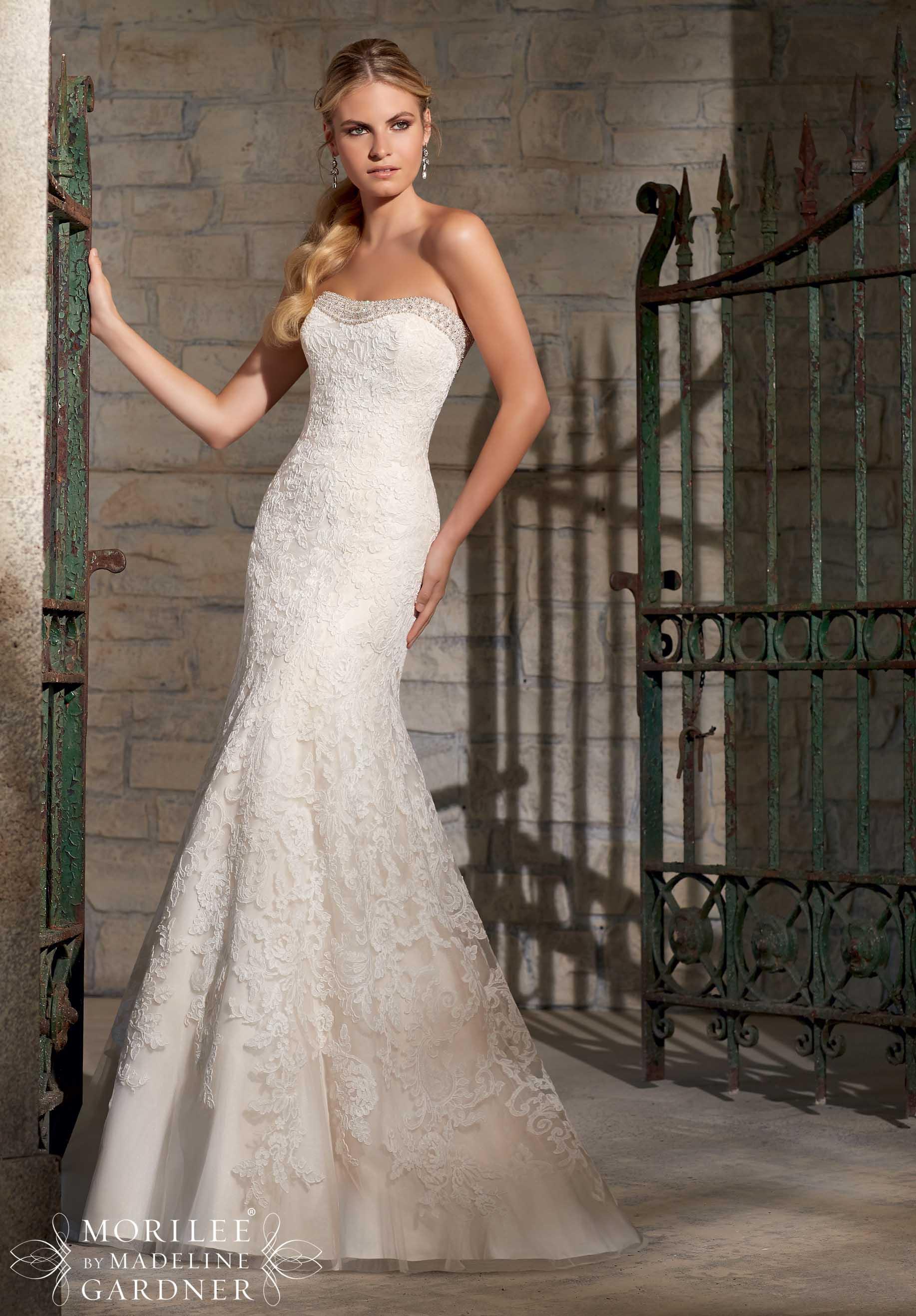 Straps for Wedding Dresses