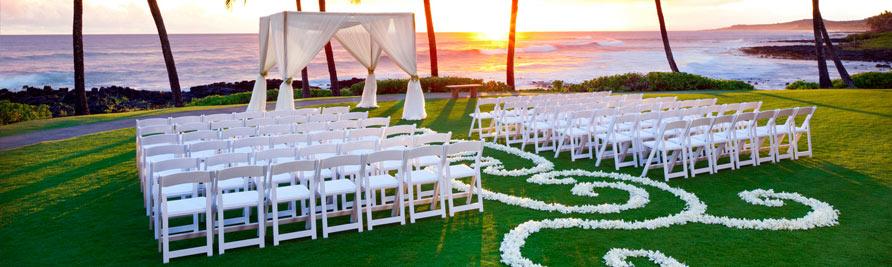 Sheraton Kauai Wedding Ideas 2018
