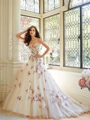 1065726ca9 Pretty in Pink: Beautiful Pink Wedding Dresses