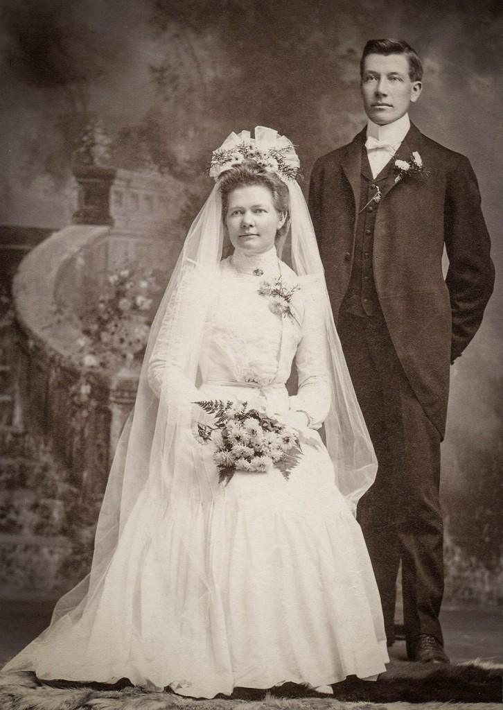 old weddings