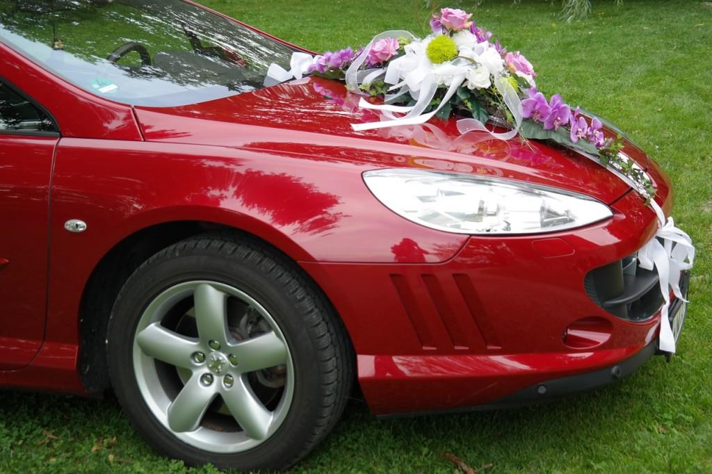 bridal-car-195605_1280