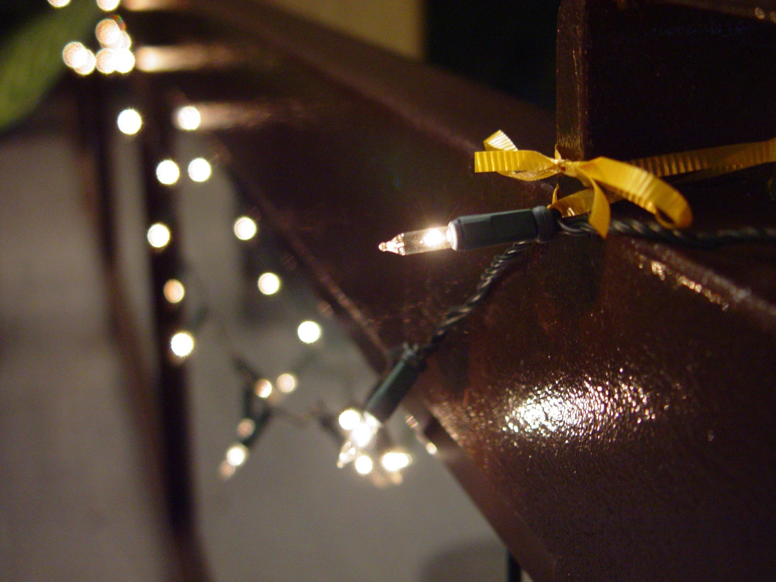 fairy lights decor