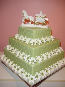 LilyGarden cake