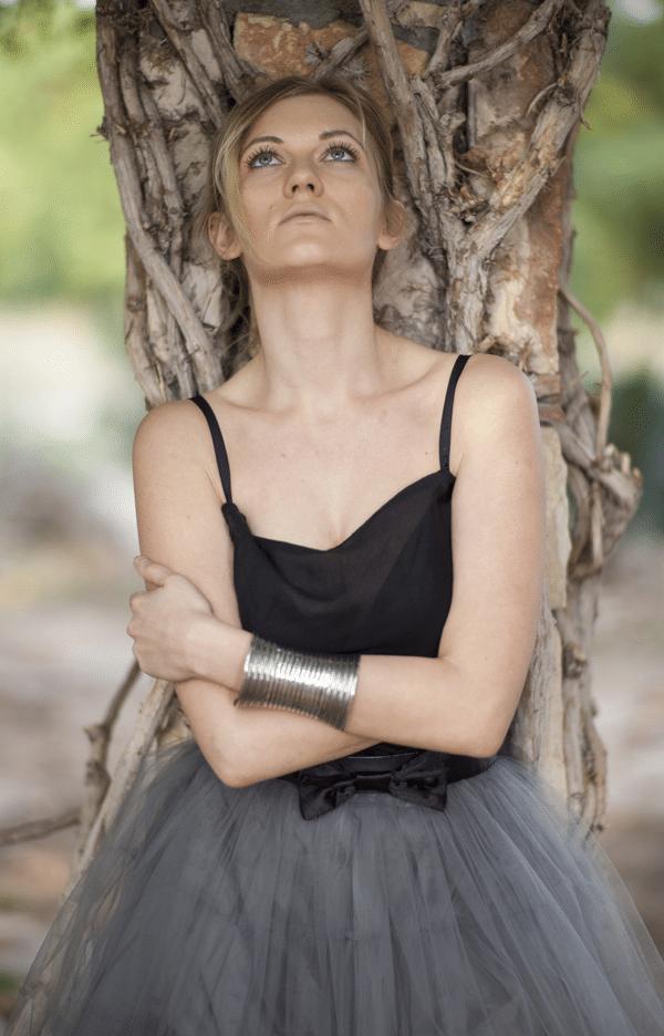 black-grey-dress