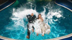 change to plans wedding