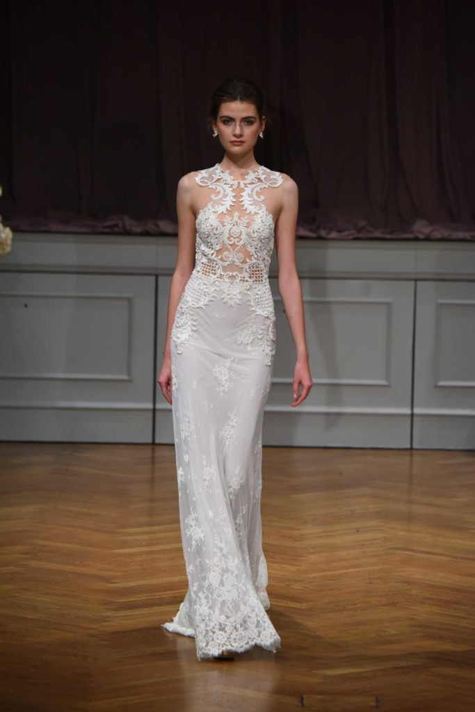 wedding-dress-styles-sheath-wedding-dress-white-dress