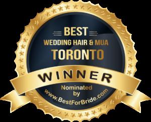 Best Wedding Hair and MUA Toronto