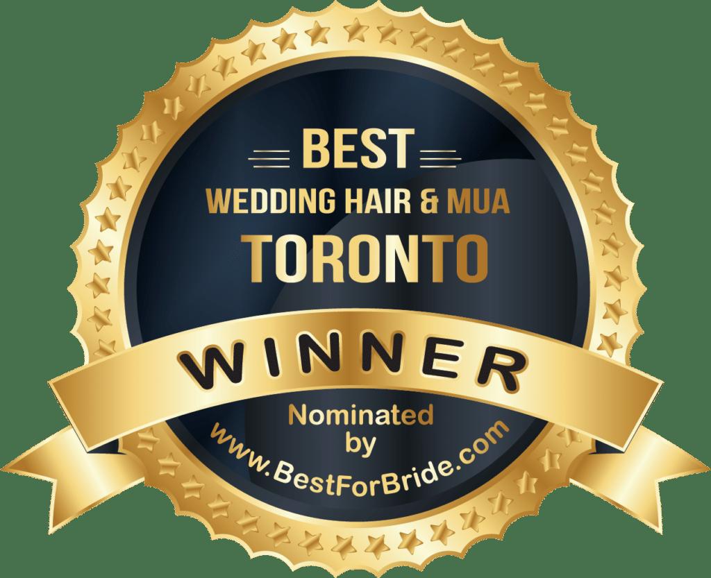 Best Wedding Hairstylists in Toronto