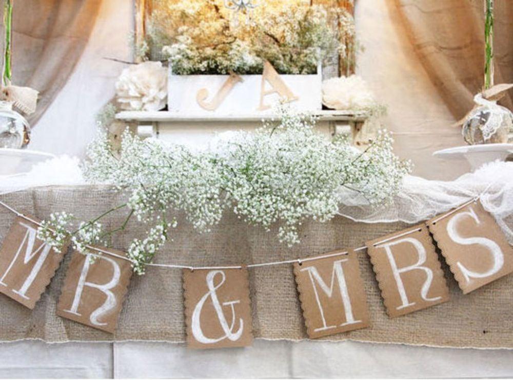 diy decor wedding