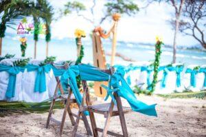 ocean themed wedding venue