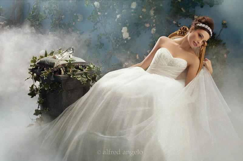 Disney Alfred Angelo Collection   205 Cinderella 2011