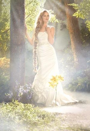 Alfred Angelo Disney Bridal Dresses