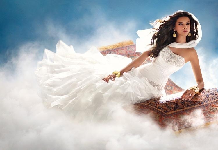 Dress - Disney Alfred Angelo Collection - 215 Jasmine 2012 ...