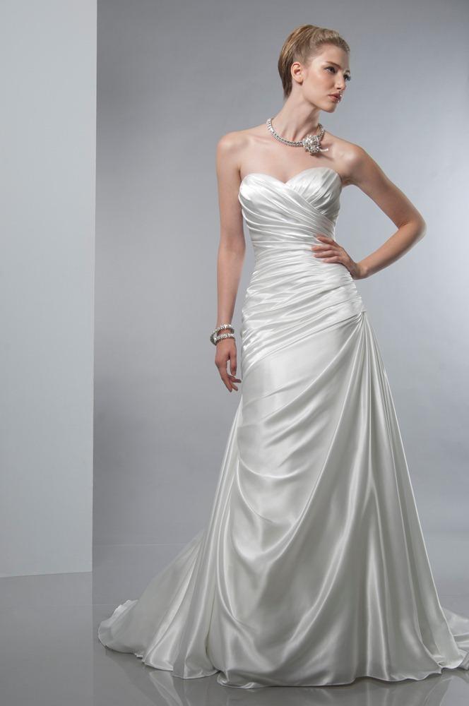 dress alfred sung bridal 6836 alfredsung bridal. Black Bedroom Furniture Sets. Home Design Ideas