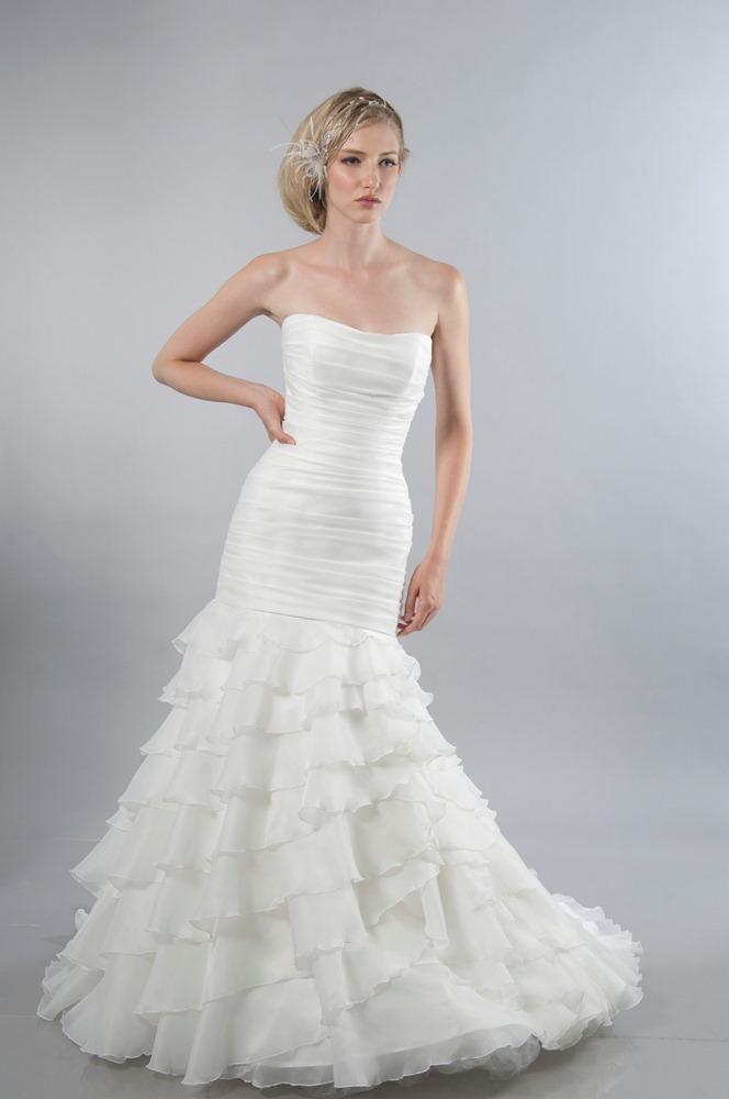 dress alfred sung bridal 6837 alfredsung bridal. Black Bedroom Furniture Sets. Home Design Ideas