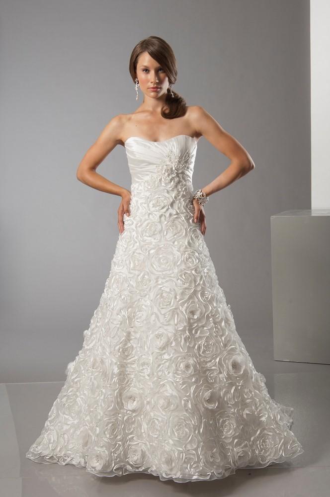 Dress - Alfred Sung BRIDAL - 6875 | AlfredSung Bridal