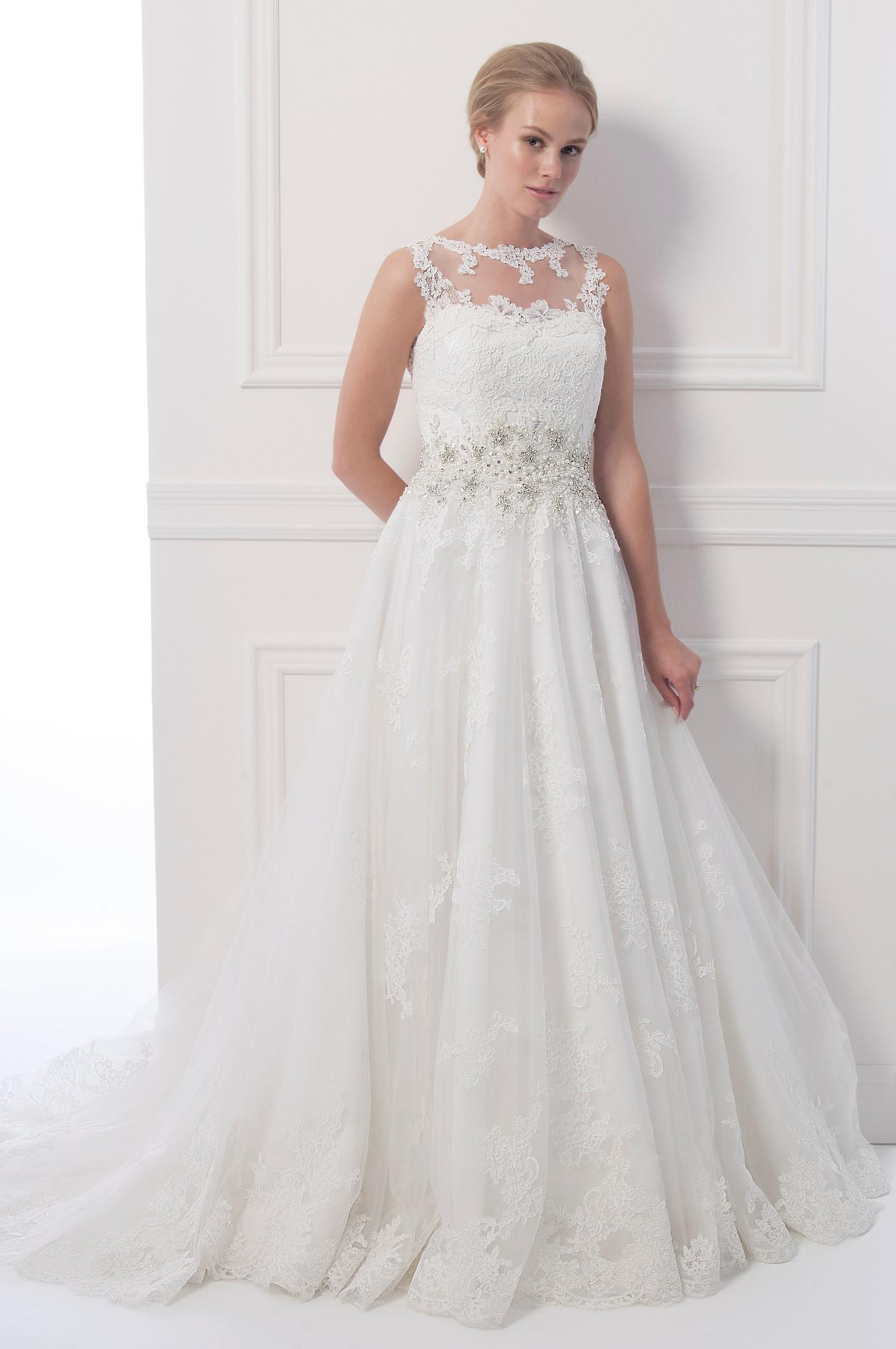 Dress - Alfred Sung FALL 2013 BRIDAL - 6931 | AlfredSung Bridal