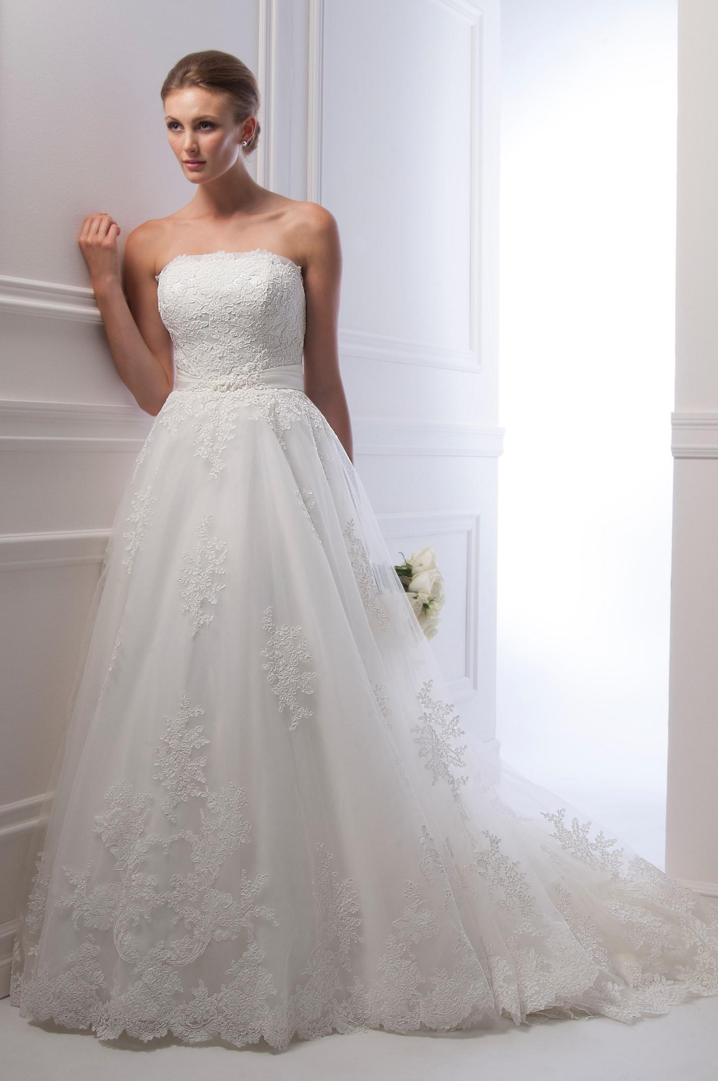 dress alfred sung spring 2014 bridal 6937 alfredsung bridal. Black Bedroom Furniture Sets. Home Design Ideas