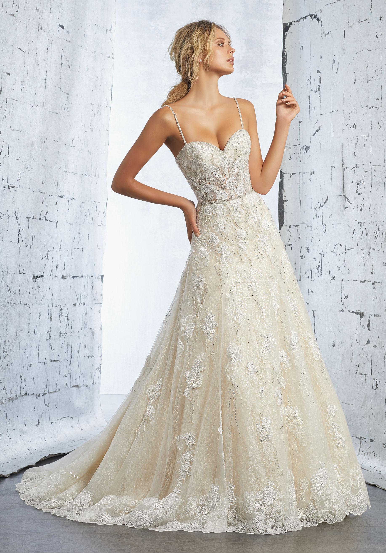 Dress - Angelina Faccenda Bridal SPRING 2018 Collection: 1704 ...