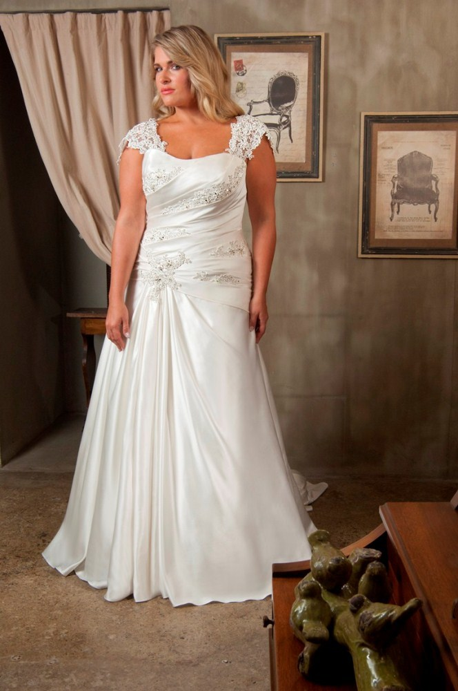 Plus Size Wedding Dresses Toronto : Size wedding make them the best plus dresses in toronto