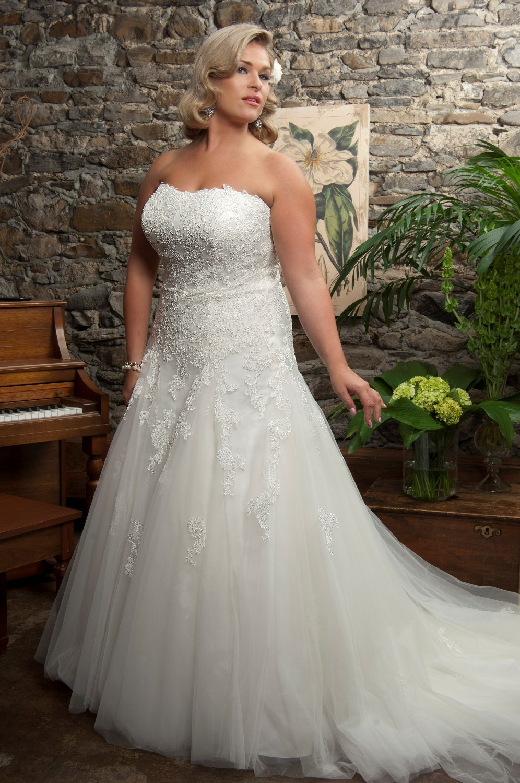 Plus Size Wedding Dresses Toronto : View dress callista spring bridal collection