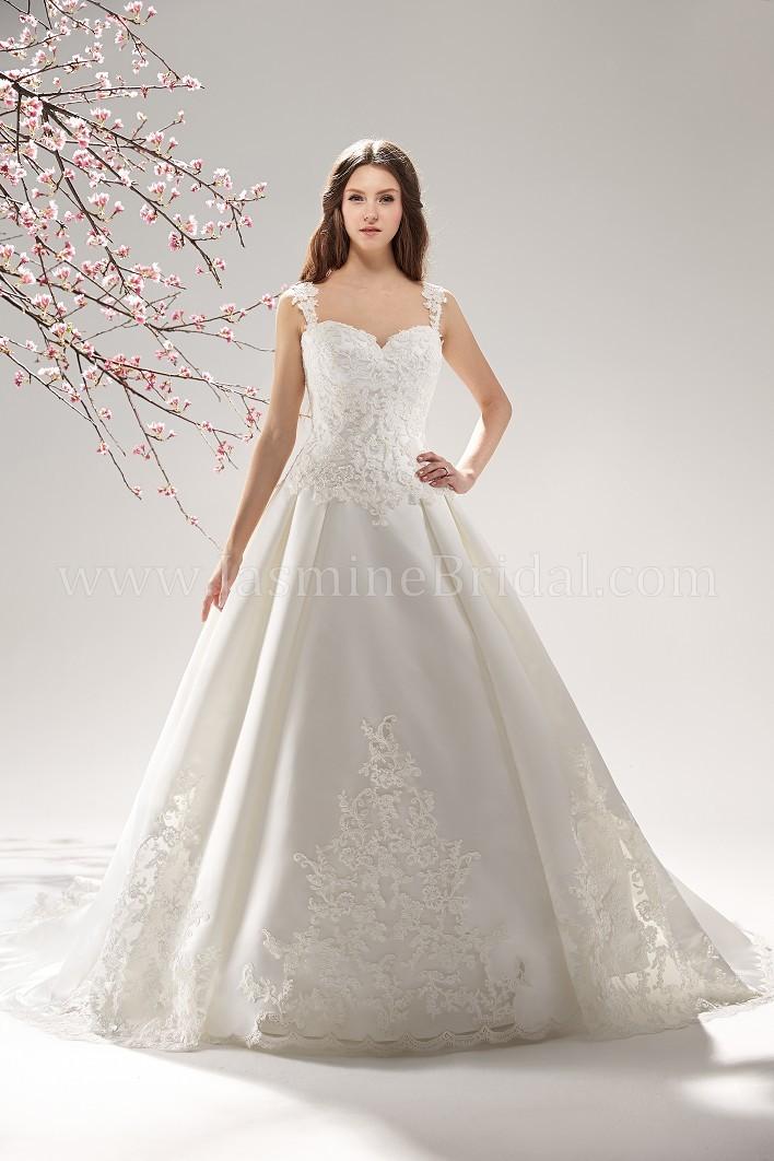 Dress collection bridal fall 2013 f151063 jasmine bridal for Jasmine collection wedding dress