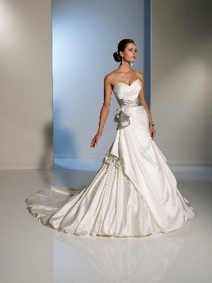 wedding dress  sophia tolli spring 2012 collection