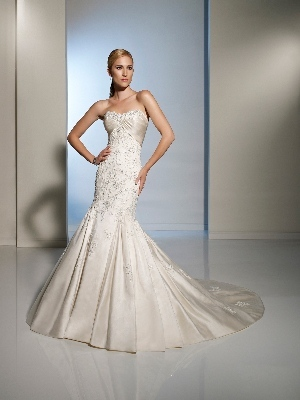 dress  sophia tolli spring 2012 collection  y11216
