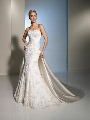 dress  sophia tolli spring 2012 collection  y11221