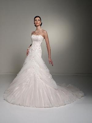 wedding dress  sophia tolli fall 2012 collection  y21245