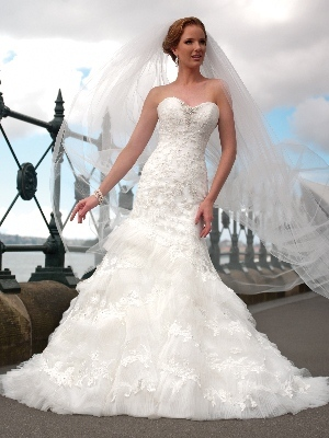 wedding dress  sophia tolli fall 2012 collection  y21259