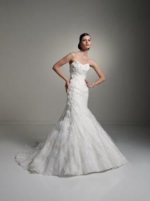 wedding dress  sophia tolli fall 2012 collection  y21261
