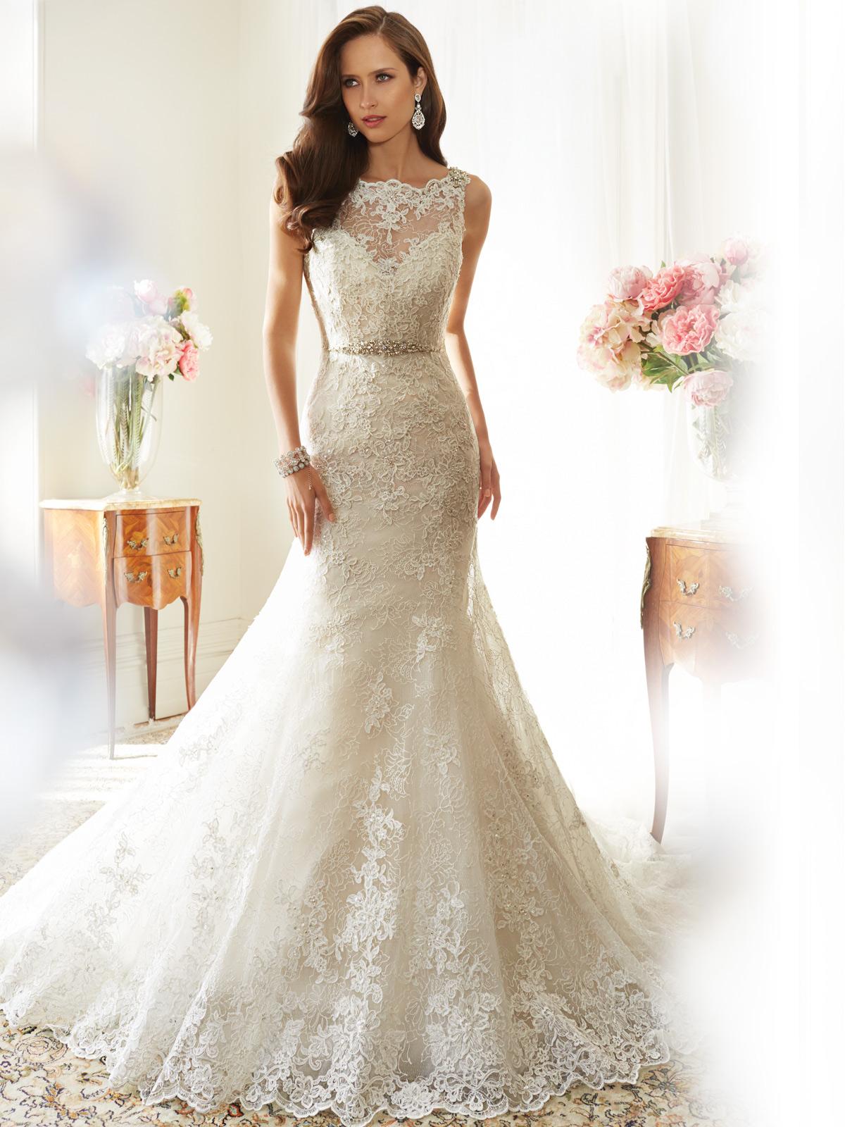 Dress Sophia Tolli Spring 2015 Collection Y11561 Teal Sophiatollibymoncheri Bridal