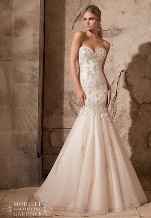 Mori Lee Bridal Gown 2720