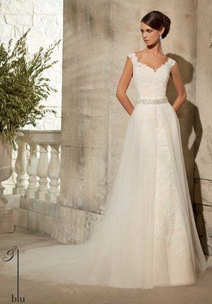 Mori Lee Wedding Dress 5316