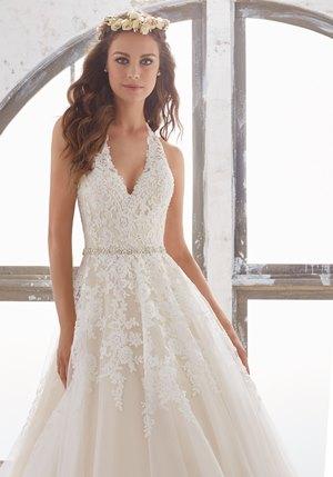 Best Hairstyles For Different Wedding Dress Necklines