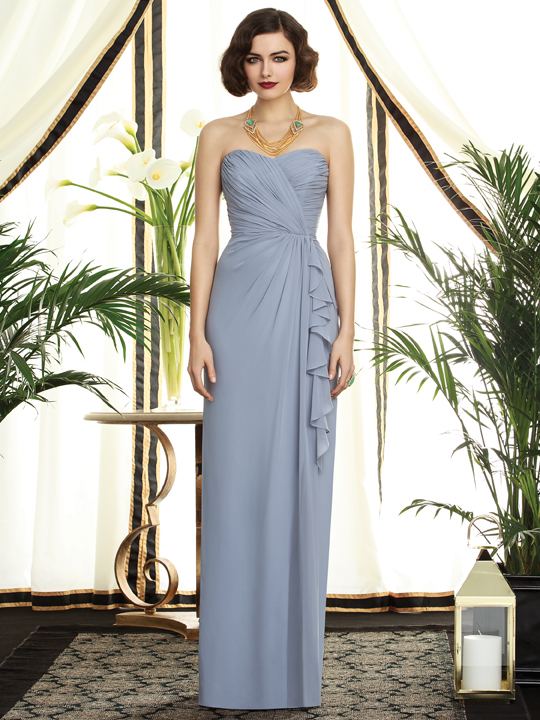 1e2fede7ffb Dress - Dessy Bridesmaids FALL 2013 - 2895