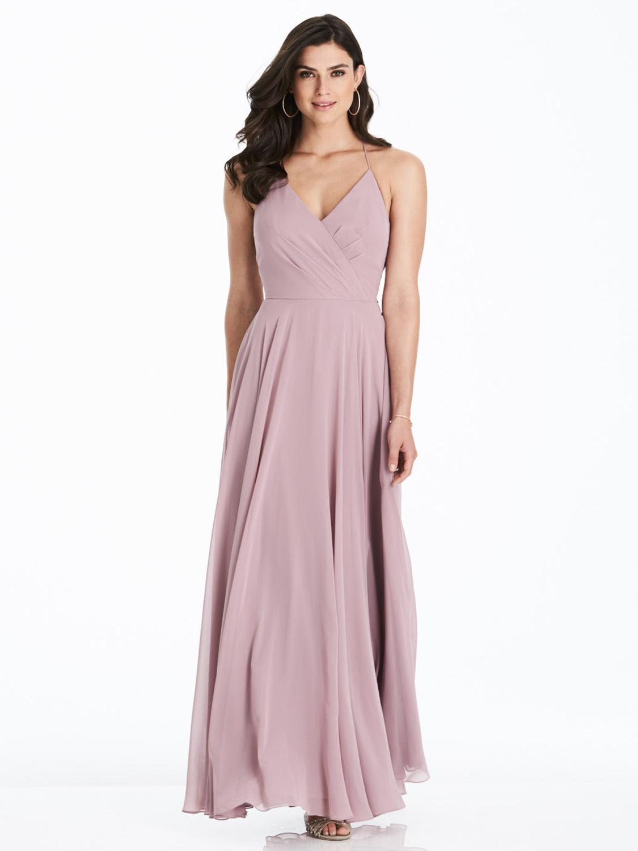 626f539d208 Evening Dress by Dessy Dessy Bridesmaids SPRING 2018 - 3021 - Fabric  Lux  Chiffon