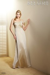 bridesmaid gown style L4004