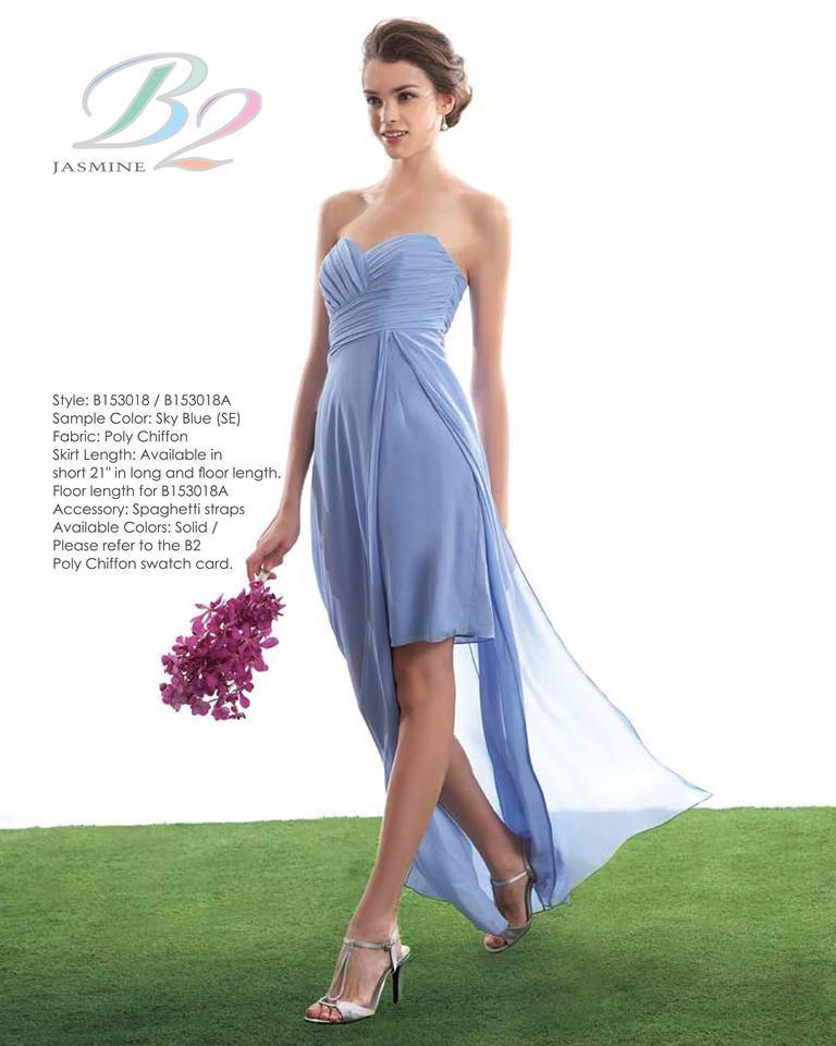 Jasmine Wedding Gowns: View Dress - B2 SPRING 2013 - B153018
