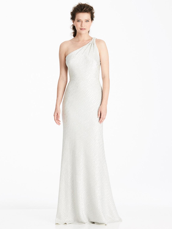 b1a28f3354606 Evening,Prom,Bridesmaids,Mother of the Bride Dress by Jenny Yoo JY Jenny  Yoo Bridesmaid Dress SPRING 2018 - JY537 - Fabric: Soho Metallic