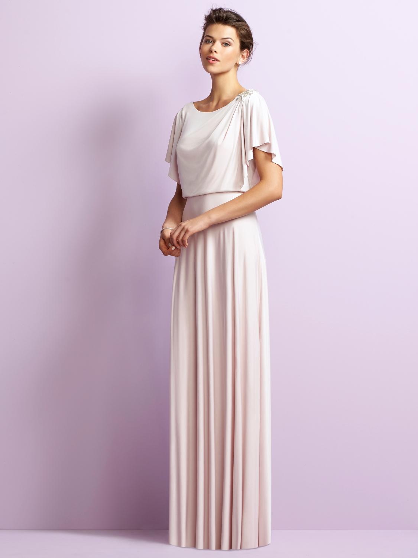Dress Jy Jenny Yoo Bridesmaid Dress Spring 2016 Jy511 Fabric Maracaine Jersey Jennyyoo