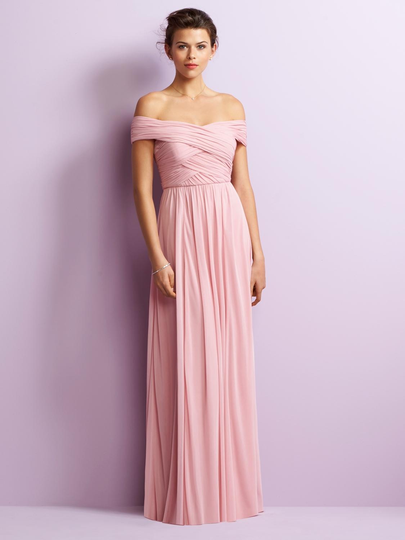 69fea7d7fc7da JY Jenny Yoo Bridesmaid Dress SPRING 2016 - JY514 - Fabric: Chiffon knit