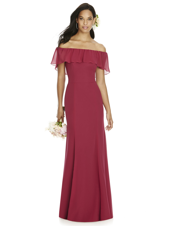 Dress Social Bridesmaids Spring 2017 8182 Fabric