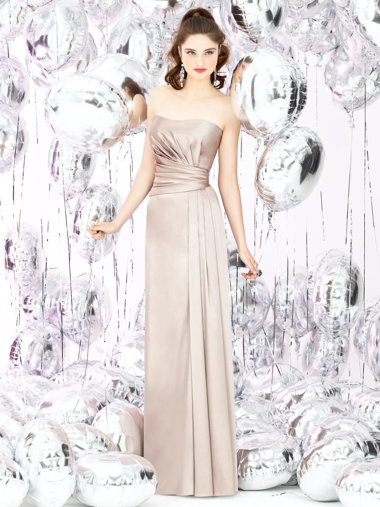 1006dc42e30 Dress - Social Bridesmaids SPRING 2018 - 8185 - Fabric  Matte ...