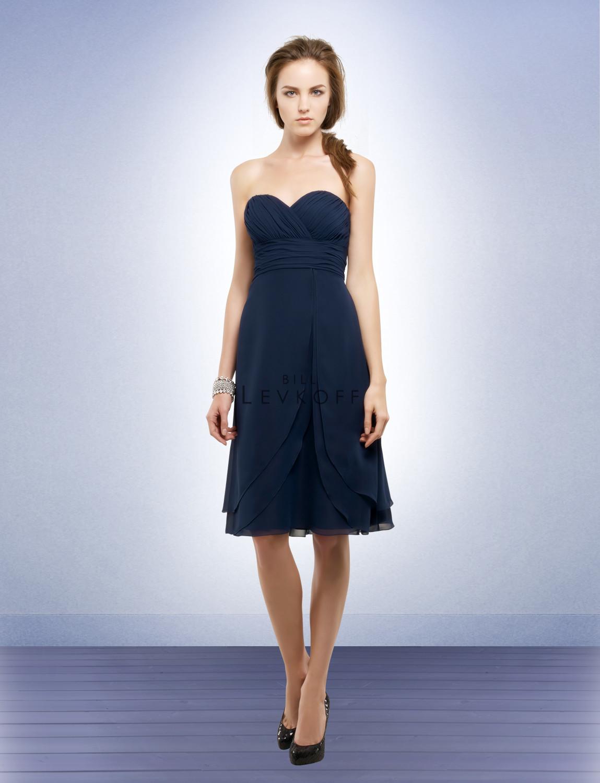 Evening,Prom,Bridesmaids Dress - Bill Levkoff Bridesmaid ...