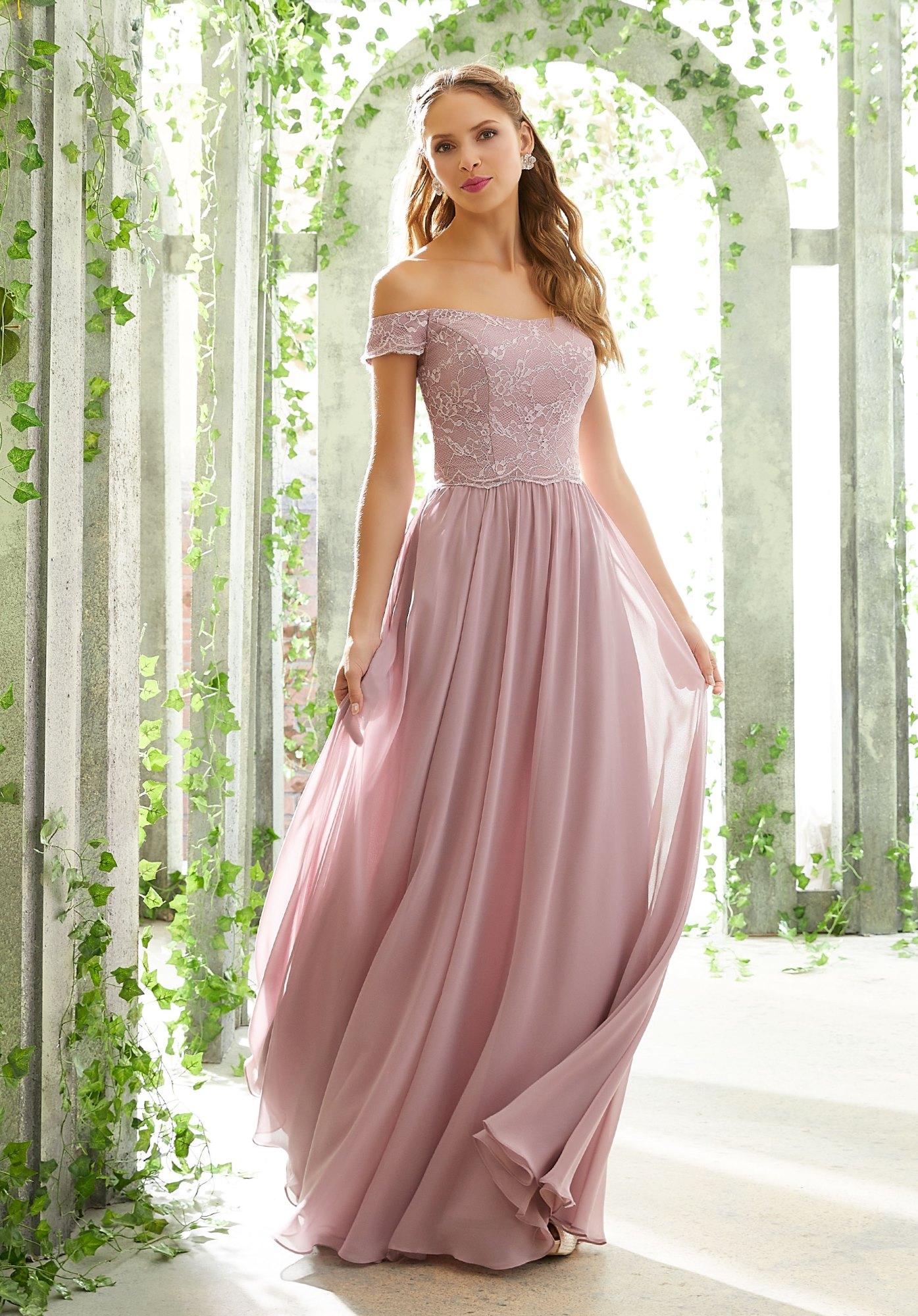 Bridesmaid Dress - Mori Lee BRIDESMAIDS Spring 2019