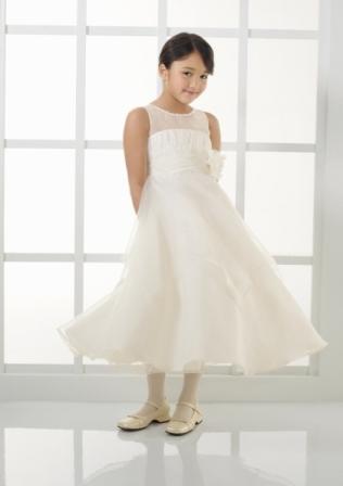 Mori Lee Lace Flower Girl Dresses